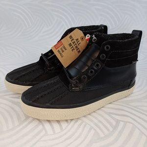 VANS Sk8-Hi Cold Weather Shoes Mens 5.5